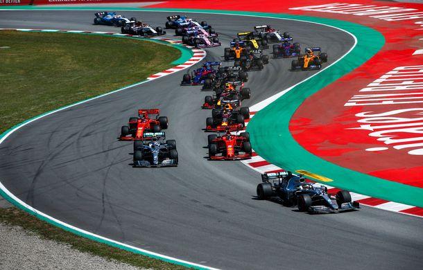 Hamilton a câștigat cursa de la Barcelona și a devenit liderul clasamentului! Bottas și Verstappen au completat podiumul - Poza 2