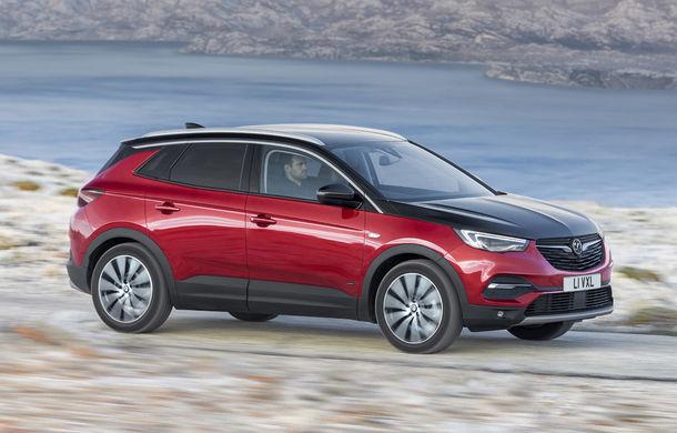 Primul model plug-in hybrid clasic de la Opel: SUV-ul Grandland X Hybrid4 are 300 CP și autonomie electrică de 50 de kilometri - Poza 4