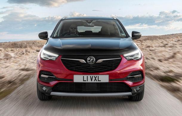 Primul model plug-in hybrid clasic de la Opel: SUV-ul Grandland X Hybrid4 are 300 CP și autonomie electrică de 50 de kilometri - Poza 5