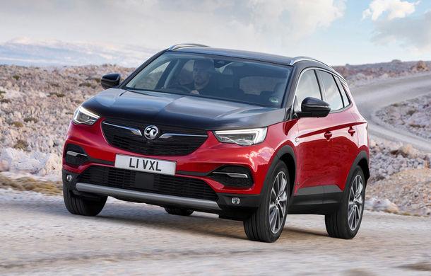 Primul model plug-in hybrid clasic de la Opel: SUV-ul Grandland X Hybrid4 are 300 CP și autonomie electrică de 50 de kilometri - Poza 3