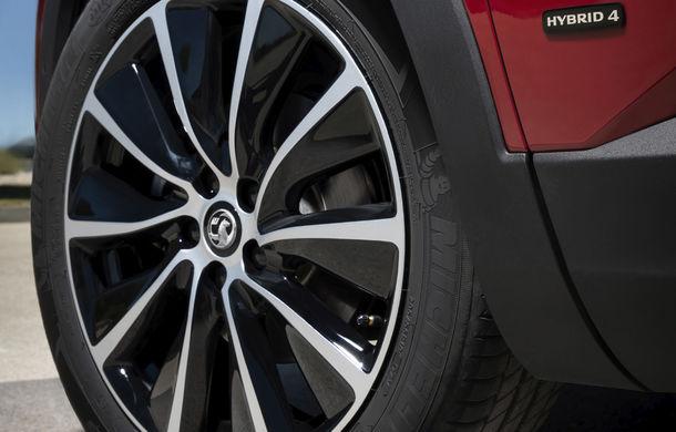 Primul model plug-in hybrid clasic de la Opel: SUV-ul Grandland X Hybrid4 are 300 CP și autonomie electrică de 50 de kilometri - Poza 11