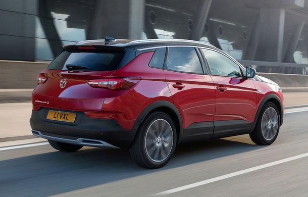 Primul model plug-in hybrid clasic de la Opel: SUV-ul Grandland X Hybrid4 are 300 CP și autonomie electrică de 50 de kilometri - Poza 8