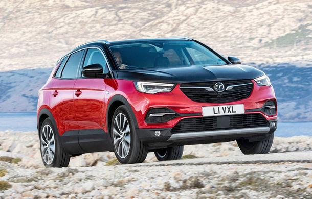 Primul model plug-in hybrid clasic de la Opel: SUV-ul Grandland X Hybrid4 are 300 CP și autonomie electrică de 50 de kilometri - Poza 2