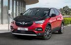 Primul model plug-in hybrid clasic de la Opel: SUV-ul Grandland X Hybrid4 are 300 CP și autonomie electrică de 50 de kilometri