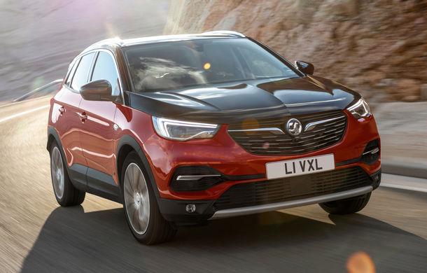 Primul model plug-in hybrid clasic de la Opel: SUV-ul Grandland X Hybrid4 are 300 CP și autonomie electrică de 50 de kilometri - Poza 6