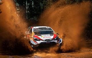 Estonianul Ott Tanak câștigă etapa de WRC din Chile: Ogier și Loeb au completat podiumul