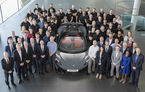 McLaren a atins un nou record: 20.000 de mașini în aproape 8 ani au fost produse la Woking