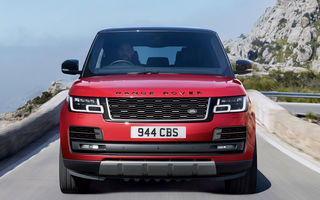 Viitoarea generație Range Rover va fi prezentată în 2021: viitorul SUV va avea o versiune plug-in hybrid, dar și o variantă electrică