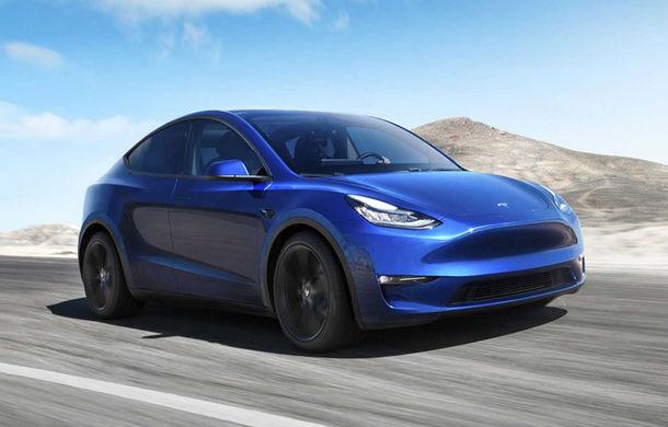 """Tesla nu va avea suficiente baterii pentru producția lui Model Y: """"Una dintre opțiuni este să producem acumulatori în China"""" - Poza 1"""