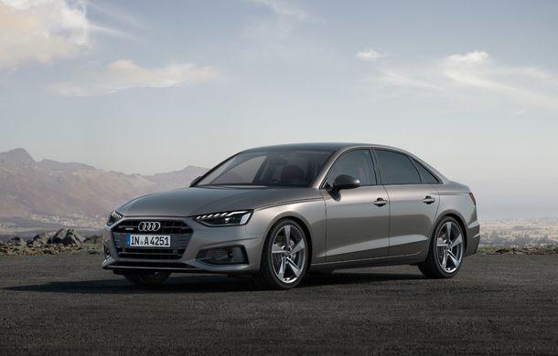 Îmbunătățiri pentru Audi A4: mici modificări de design și motorizări mild-hybrid - Poza 3