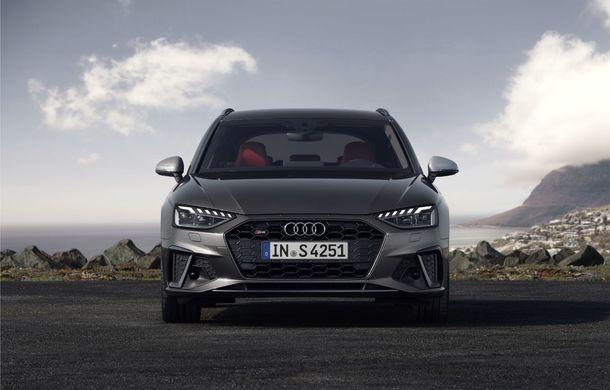Îmbunătățiri pentru Audi A4: mici modificări de design și motorizări mild-hybrid - Poza 11