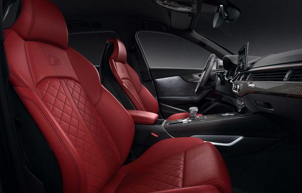 Îmbunătățiri pentru Audi A4: mici modificări de design și motorizări mild-hybrid - Poza 38