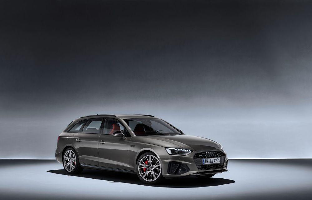 Îmbunătățiri pentru Audi A4: mici modificări de design și motorizări mild-hybrid - Poza 28