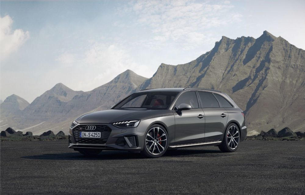 Îmbunătățiri pentru Audi A4: mici modificări de design și motorizări mild-hybrid - Poza 12