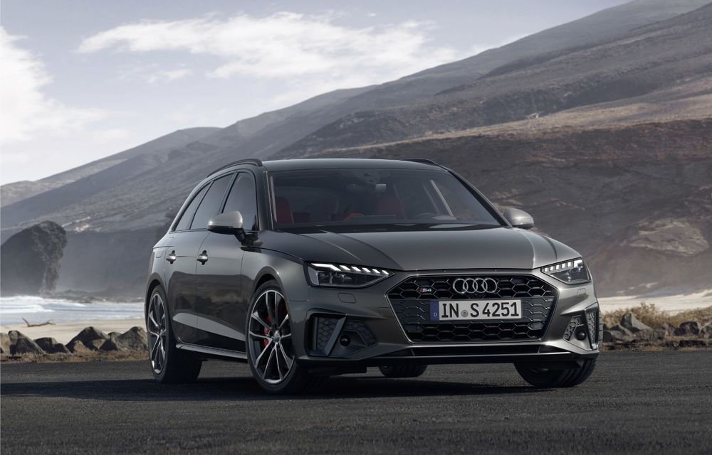 Îmbunătățiri pentru Audi A4: mici modificări de design și motorizări mild-hybrid - Poza 15