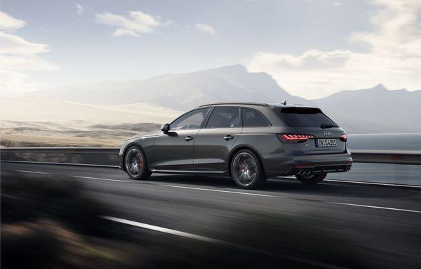 Îmbunătățiri pentru Audi A4: mici modificări de design și motorizări mild-hybrid - Poza 17