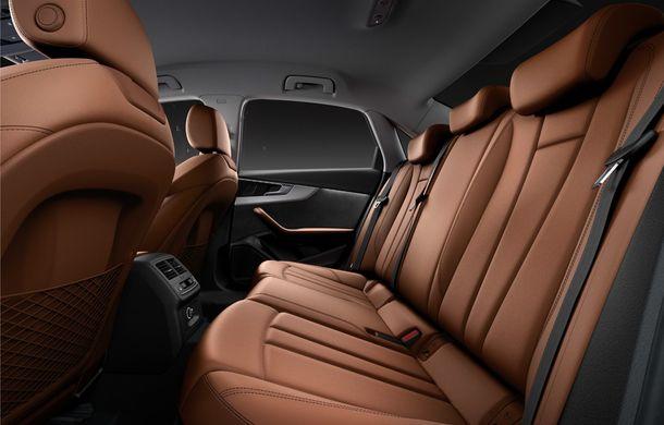 Îmbunătățiri pentru Audi A4: mici modificări de design și motorizări mild-hybrid - Poza 36
