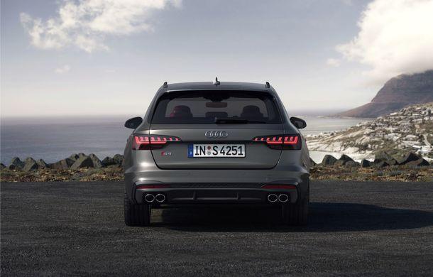 Îmbunătățiri pentru Audi A4: mici modificări de design și motorizări mild-hybrid - Poza 13
