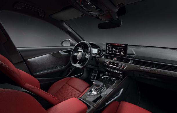Îmbunătățiri pentru Audi A4: mici modificări de design și motorizări mild-hybrid - Poza 37