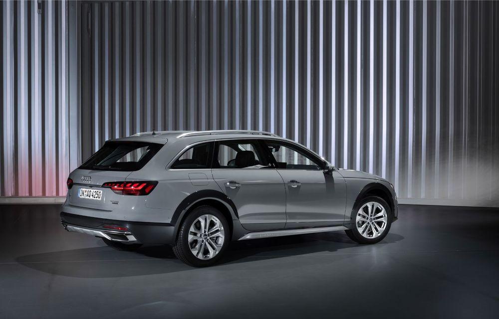 Îmbunătățiri pentru Audi A4: mici modificări de design și motorizări mild-hybrid - Poza 10