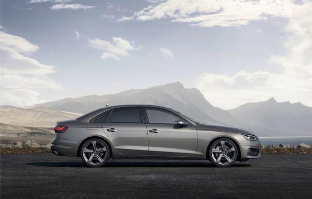 Îmbunătățiri pentru Audi A4: mici modificări de design și motorizări mild-hybrid - Poza 6