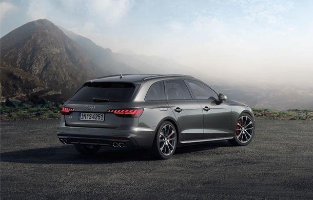 Îmbunătățiri pentru Audi A4: mici modificări de design și motorizări mild-hybrid - Poza 16
