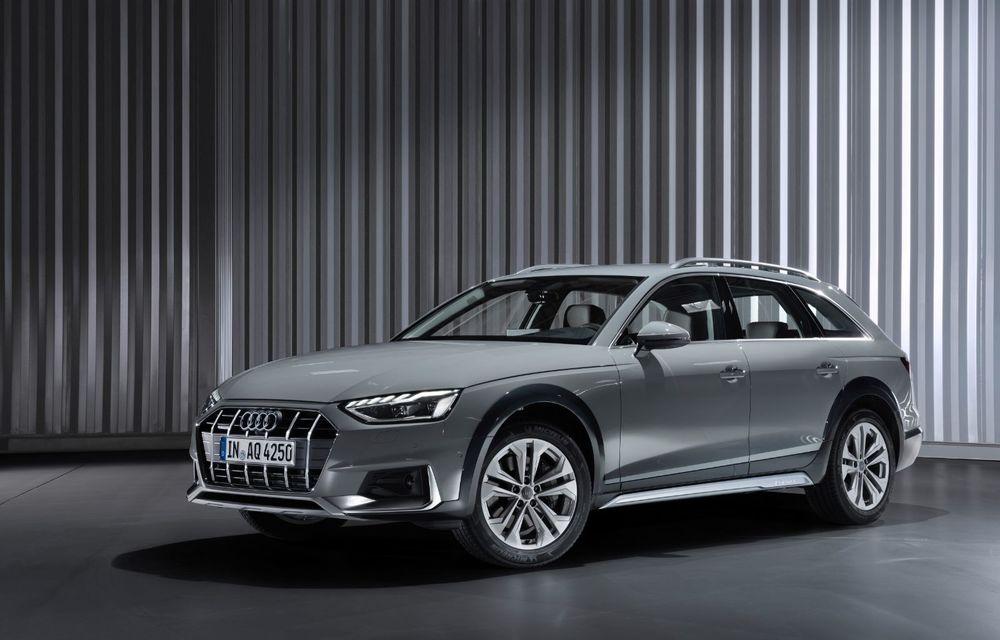 Îmbunătățiri pentru Audi A4: mici modificări de design și motorizări mild-hybrid - Poza 9