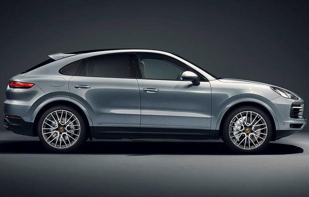 Porsche lansează Cayenne S Coupe: motor V6 de 2.9 litri cu 440 CP și 0-100 km/h în 5 secunde - Poza 2