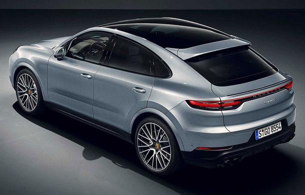 Porsche lansează Cayenne S Coupe: motor V6 de 2.9 litri cu 440 CP și 0-100 km/h în 5 secunde - Poza 3