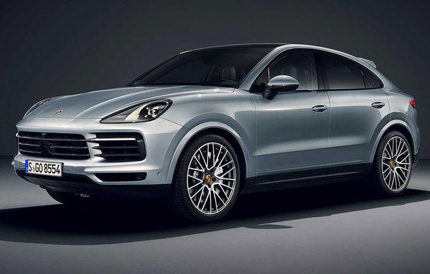 Porsche lansează Cayenne S Coupe: motor V6 de 2.9 litri cu 440 CP și 0-100 km/h în 5 secunde - Poza 1