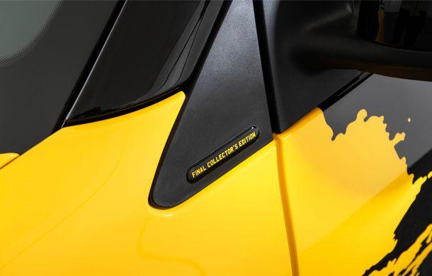 Cântecul de lebădă al motoarelor convenționale în gama Smart: ultimele 21 de unități sunt dezvoltate în colaborare cu Brabus și fac parte dintr-o ediție specială - Poza 6