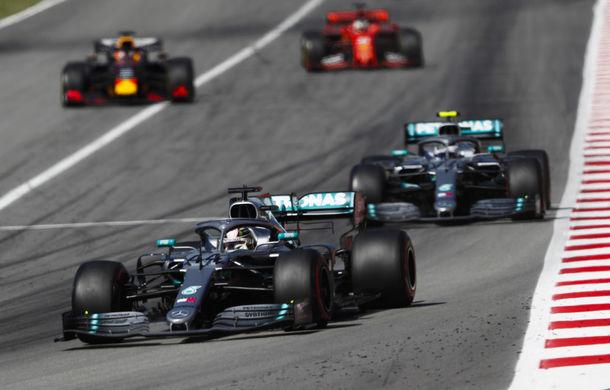 Bottas suspectează o defecțiune tehnică la ambreiaj la Barcelona. Mercedes susține că pilotul nu a avut aderență - Poza 1