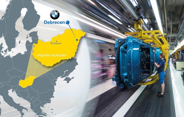 Efectul vânzărilor în scădere: BMW și Daimler ar putea amâna planurile pentru extinderea producției în Ungaria - Poza 1