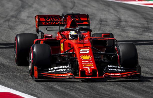 """Ferrari nu a descoperit încă motivele lipsei de performanțe din 2019: """"Trebuie să înțelegem cum rezolvăm problemele"""" - Poza 1"""