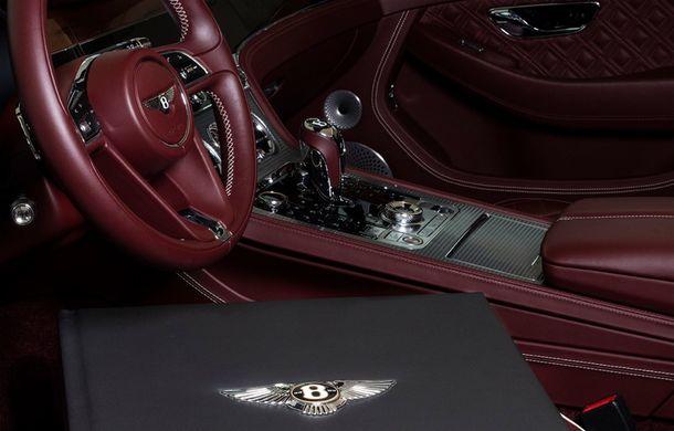 Bentley lansează o carte cu ocazia centenarului mărcii: cea mai scumpă versiune costă aproape 230.000 de euro și include diamante - Poza 3