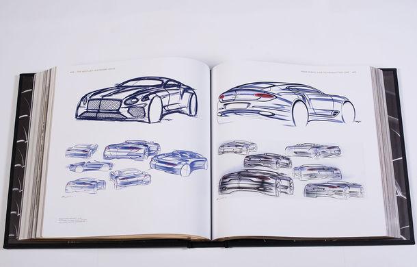 Bentley lansează o carte cu ocazia centenarului mărcii: cea mai scumpă versiune costă aproape 230.000 de euro și include diamante - Poza 6