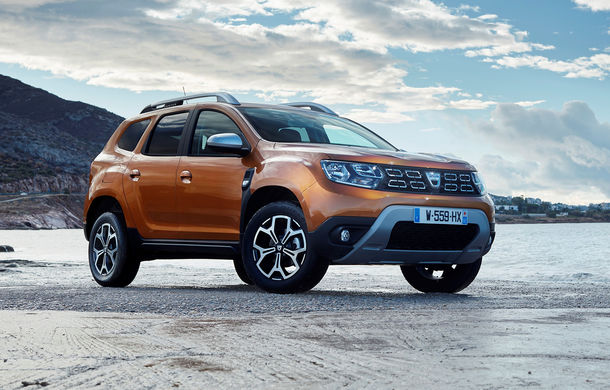 Dacia Duster primește seria limitată Duster connected by Orange: tabletă, modem și acces la internet și servicii multimedia - Poza 1
