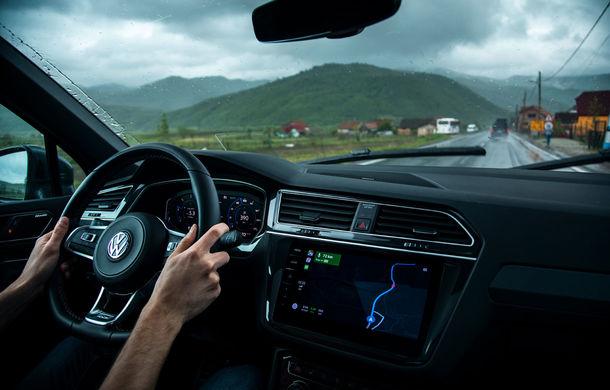 Provocare de autonomie: cu Volkswagen Tiguan 2.0 TDI 4Motion pe ruta București - Cluj-Napoca și retur cu un singur plin de carburant - Poza 39