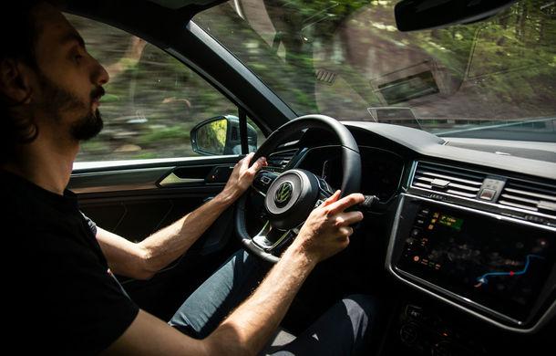 Provocare de autonomie: cu Volkswagen Tiguan 2.0 TDI 4Motion pe ruta București - Cluj-Napoca și retur cu un singur plin de carburant - Poza 16