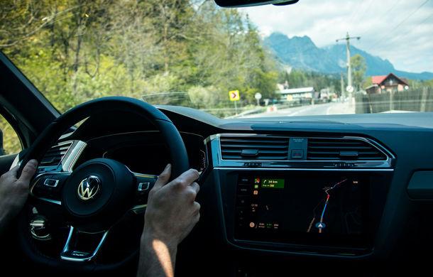 Provocare de autonomie: cu Volkswagen Tiguan 2.0 TDI 4Motion pe ruta București - Cluj-Napoca și retur cu un singur plin de carburant - Poza 13