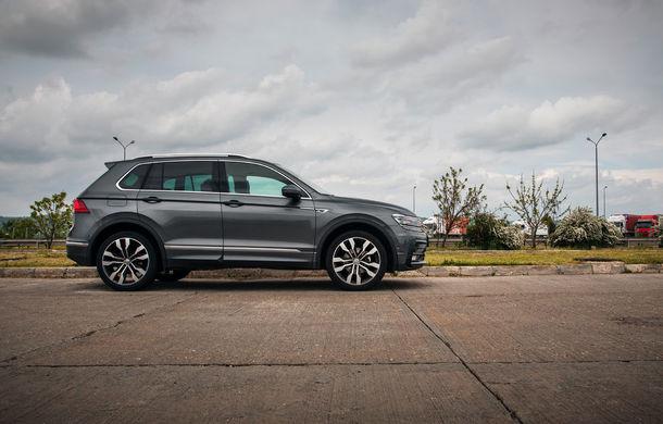 Provocare de autonomie: cu Volkswagen Tiguan 2.0 TDI 4Motion pe ruta București - Cluj-Napoca și retur cu un singur plin de carburant - Poza 43