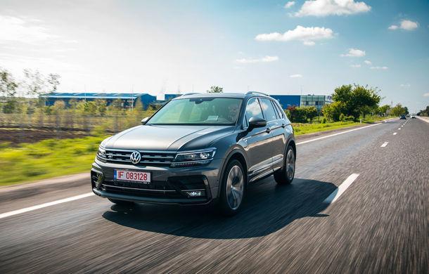 Provocare de autonomie: cu Volkswagen Tiguan 2.0 TDI 4Motion pe ruta București - Cluj-Napoca și retur cu un singur plin de carburant - Poza 5