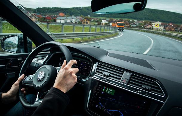 Provocare de autonomie: cu Volkswagen Tiguan 2.0 TDI 4Motion pe ruta București - Cluj-Napoca și retur cu un singur plin de carburant - Poza 30