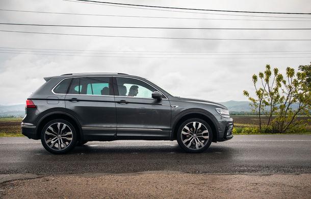 Provocare de autonomie: cu Volkswagen Tiguan 2.0 TDI 4Motion pe ruta București - Cluj-Napoca și retur cu un singur plin de carburant - Poza 34