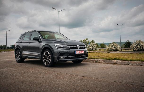 Provocare de autonomie: cu Volkswagen Tiguan 2.0 TDI 4Motion pe ruta București - Cluj-Napoca și retur cu un singur plin de carburant - Poza 42