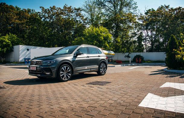 Provocare de autonomie: cu Volkswagen Tiguan 2.0 TDI 4Motion pe ruta București - Cluj-Napoca și retur cu un singur plin de carburant - Poza 2