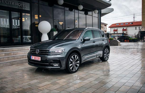 Provocare de autonomie: cu Volkswagen Tiguan 2.0 TDI 4Motion pe ruta București - Cluj-Napoca și retur cu un singur plin de carburant - Poza 26