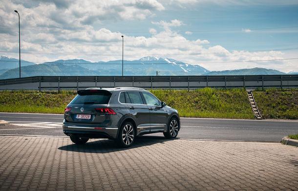 Provocare de autonomie: cu Volkswagen Tiguan 2.0 TDI 4Motion pe ruta București - Cluj-Napoca și retur cu un singur plin de carburant - Poza 15