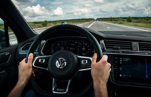Provocare de autonomie: cu Volkswagen Tiguan 2.0 TDI 4Motion pe ruta București - Cluj-Napoca și retur cu un singur plin de carburant - Poza 45