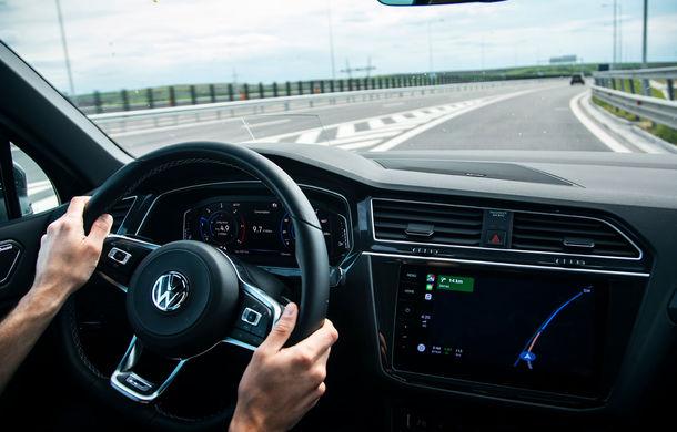 Provocare de autonomie: cu Volkswagen Tiguan 2.0 TDI 4Motion pe ruta București - Cluj-Napoca și retur cu un singur plin de carburant - Poza 22